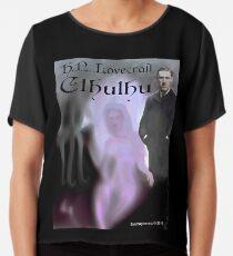 H.P. Lovecraft Cthulhu Chiffon Top
