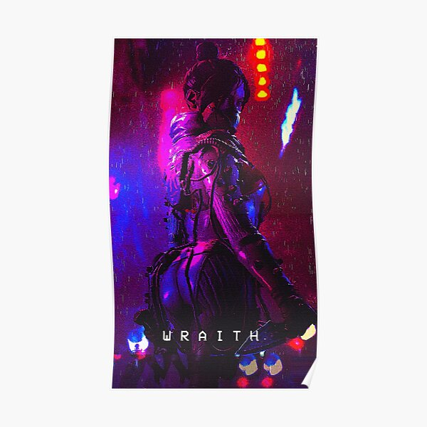 APEX LEGENDS WRAITH SAISON 3 Poster