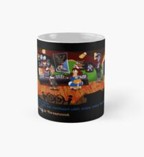 Maniac Mansion - Day of the Tentacle #01 Mug