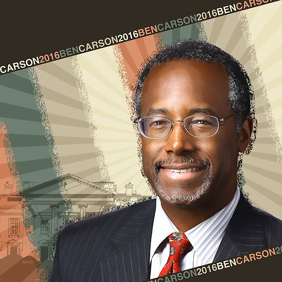 Ben Carson 2016 by morningdance