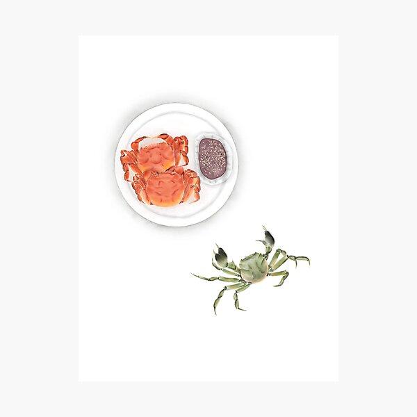 Hairy Crab | 大闸蟹 Photographic Print