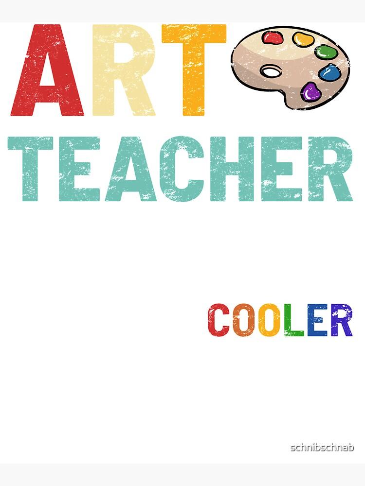 Art Teacher by schnibschnab