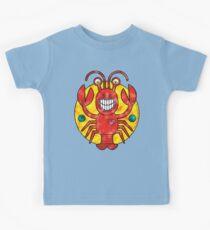 Rick Lobster (Clouds) Kids Tee
