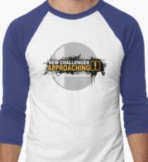 A New Challenger Approaching Men's Baseball ¾ T-Shirt