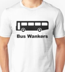 The Inbetweeners - Bus Wankers T-Shirt