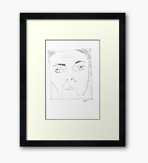 iPhonic Reflection Framed Print