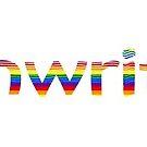 LGBTQ #amwriting by DezSchwartz
