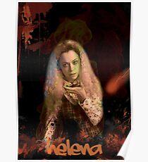 Helena OrphanBlack Poster