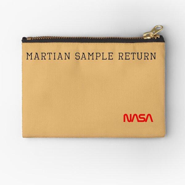 Martian Sample Return Pouch Zipper Pouch