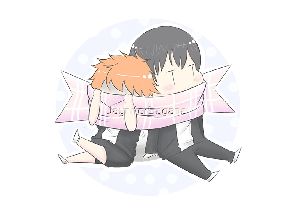 Haikyuu!! Kagehina Fan-art by JayniferSagana