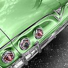 Classic Car 188 by Joanne Mariol