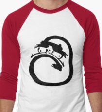 Daruma doll Men's Baseball ¾ T-Shirt