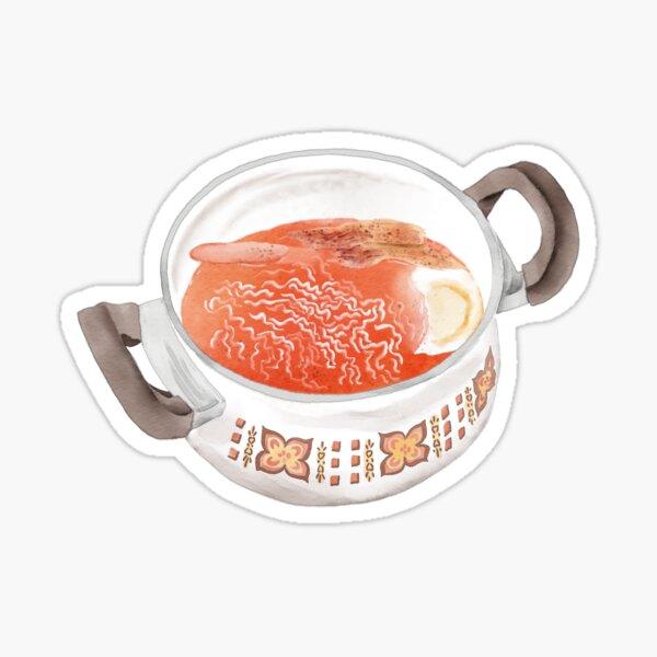 Instant Noodles | 方便面 Sticker