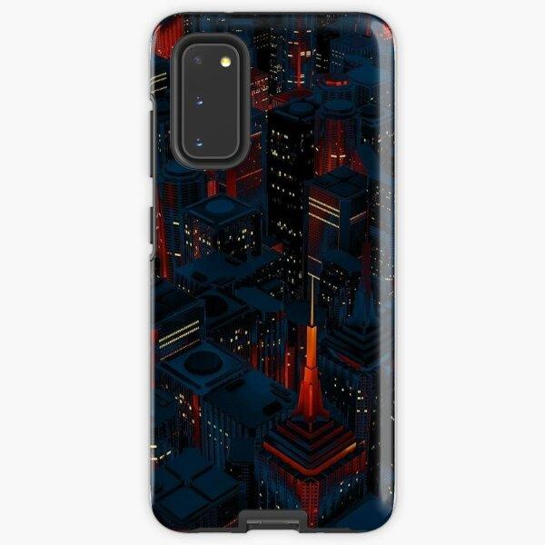 Abstract Design #48 Samsung Galaxy Tough Case