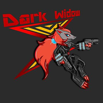 Dark Widow by JustJoshDesigns