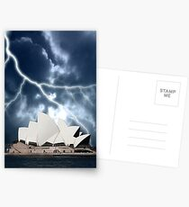 Lighting up the House Postcards