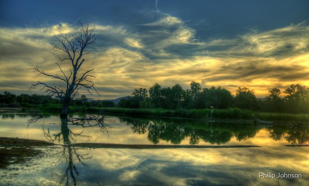 Spirits - Wonga Wetlands, Albury ,  Australia - The HDR Experience by Philip Johnson