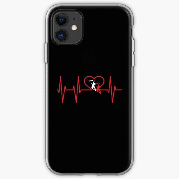Telefonabdeckung für Basketball-Liebhaber iPhone Flexible Hülle