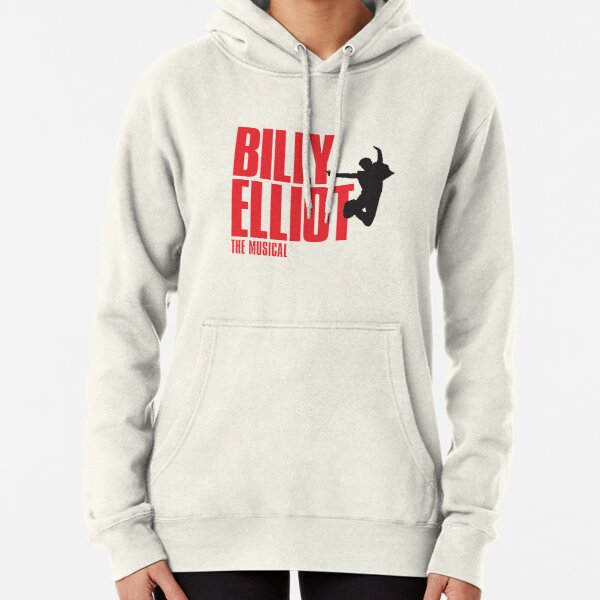 Billy Elliot the Musical logo Pullover Hoodie