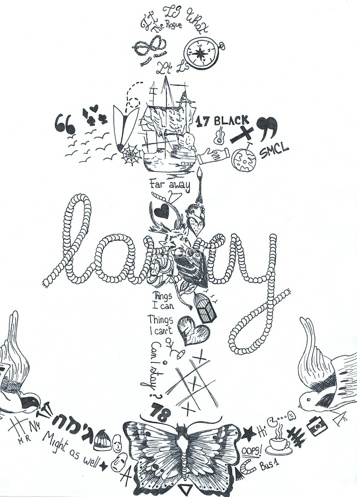 anchor larry by aurorart