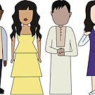The Good Place Simple Cartoon Style by leeseylee