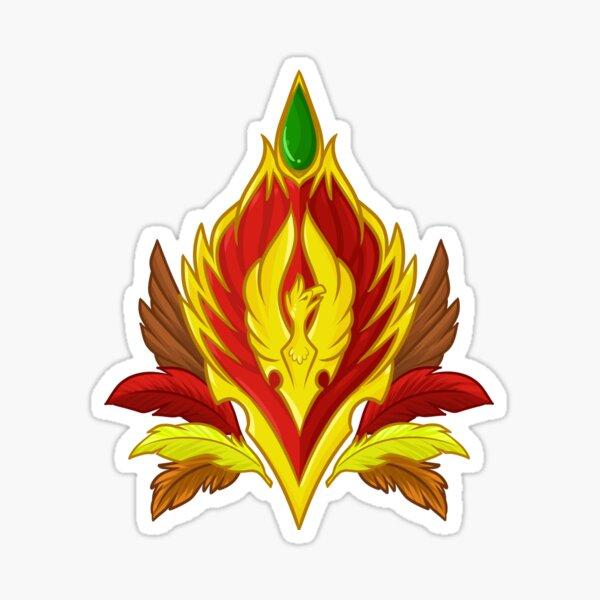 Blood Elf Crest Sticker
