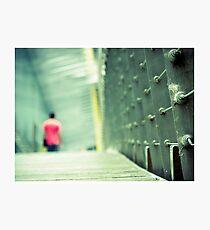 Leaving Southbank Photographic Print