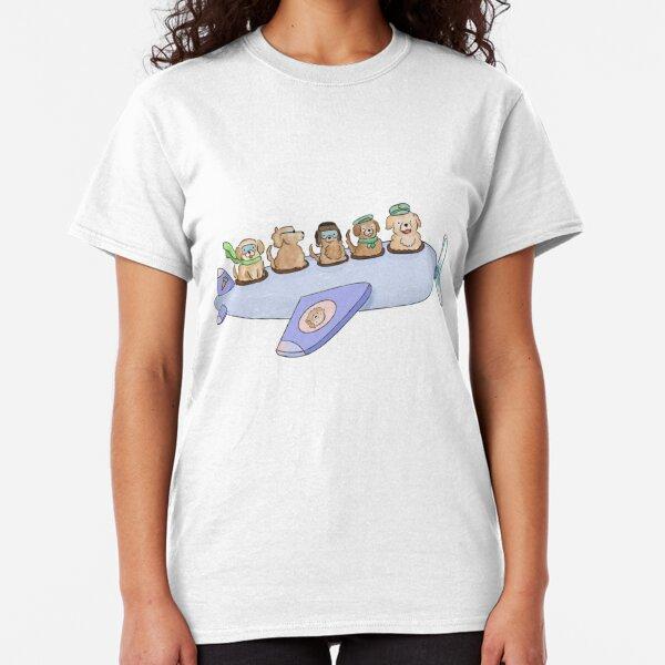 Golden Ratio Airlines Classic T-Shirt