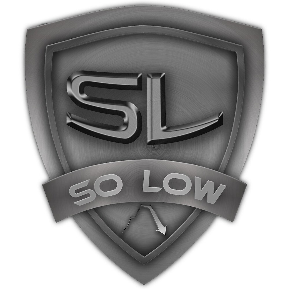 soLow Counterstrike Logo by Tritinity