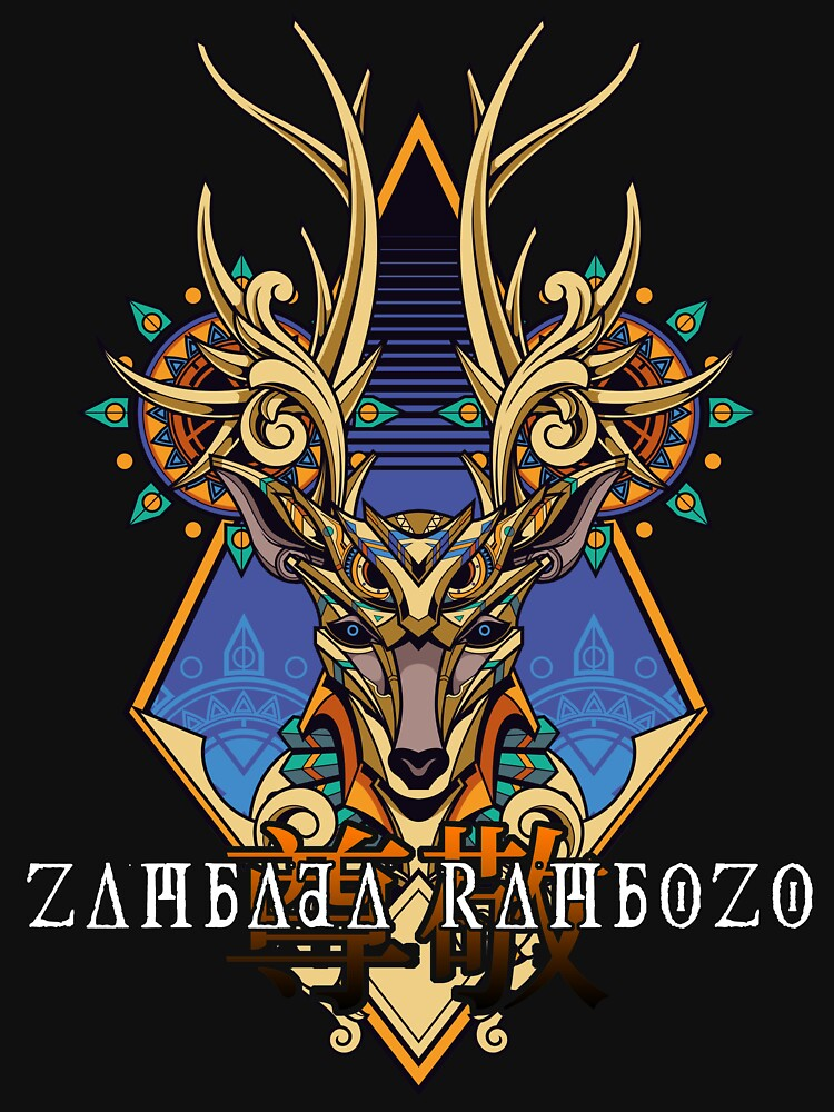 Zambada Rambozo - Musical Conversations Ep. 02 Cover Artwork light von zambadarambozo