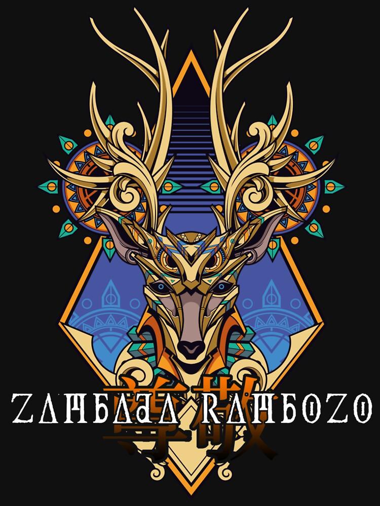 Zambada Rambozo - Musical Conversations Ep. 02 Cover Artwork light von zambadarambozo