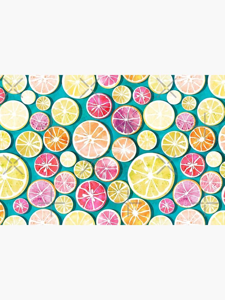 Citrus bath by SelmaCardoso