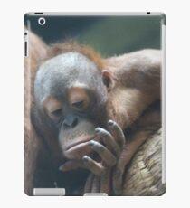 Bored Monkey iPad Case/Skin