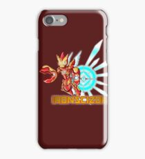 IronScizor iPhone Case/Skin
