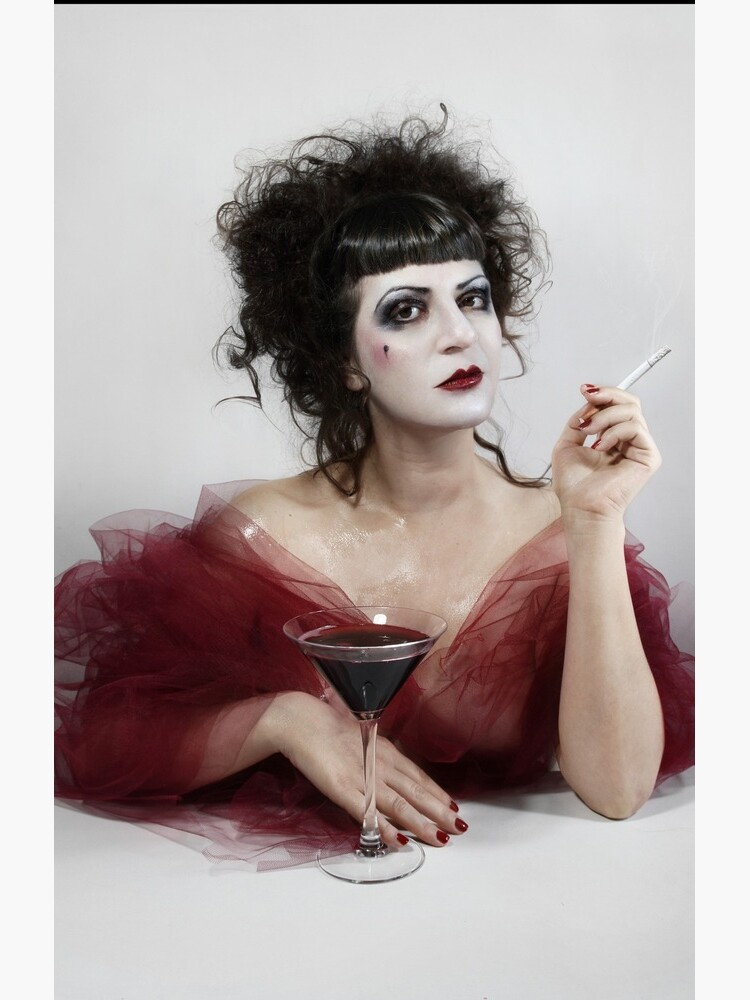 Dark Cabaret by Vdpearls