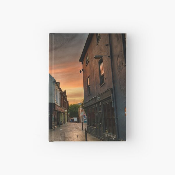 Pottergate at Dawn Hardcover Journal