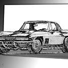 1967 Corvette by JMcCombie