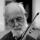 THE FIDDLE PLAYER by chick