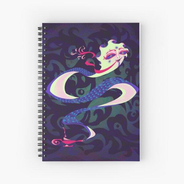 Monstress Jinnia Spiral Notebook