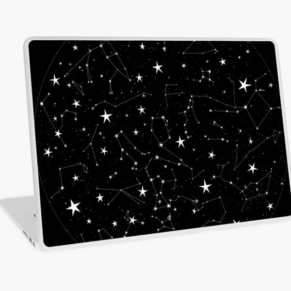 Constellations Laptop Skin