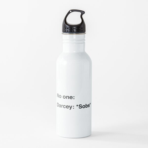 Darcey Sobs Water Bottle