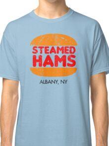Retro Steamed Hams Classic T-Shirt