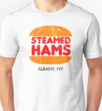 Retro Steamed Hams Unisex T-Shirt