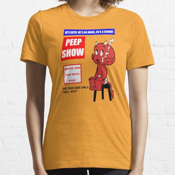 Peep Show Hellboy Hot Stuff T-shirt essentiel