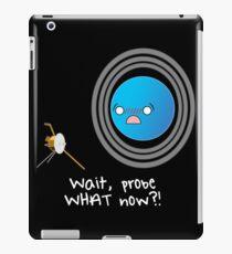 Uranus: Probe What Now? iPad Case/Skin