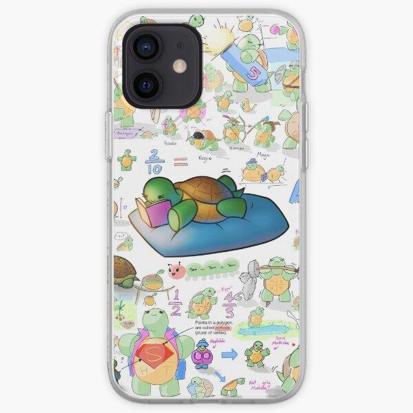 Mathilda's Reading Pillow iPhone Soft Case