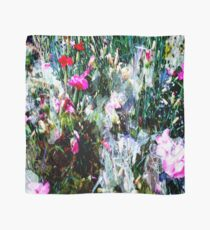 Flowers Abstract Scarf