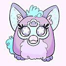 Furby Soft Pastel Fairy Kei by StardustGremlin