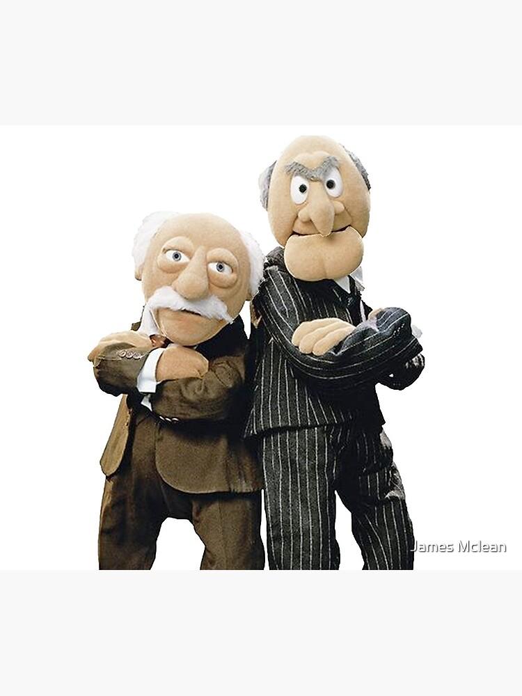 Statler and Waldorf by muntificator
