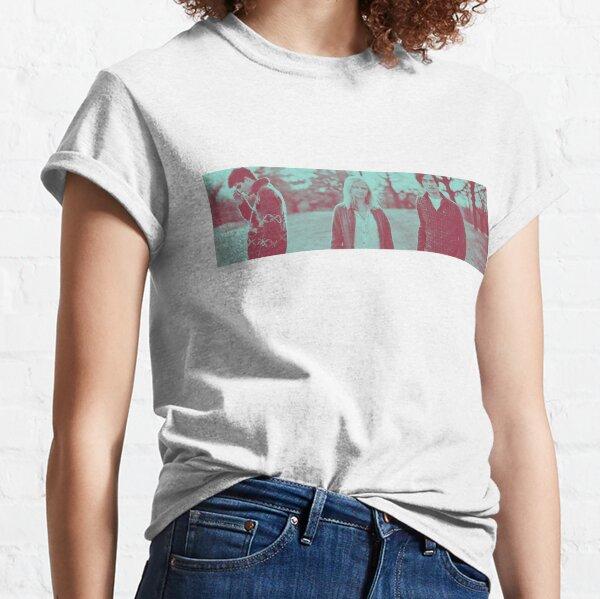 Hey Ocean! Horizontal Band Shot Classic T-Shirt
